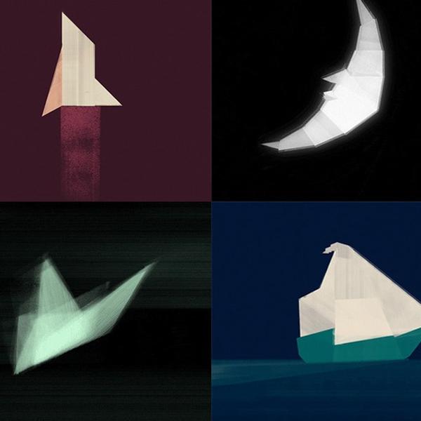 Gif, art, иллюстрация, 10 гипнотических иллюстраций, которые доказывают, что GIF – это искусство