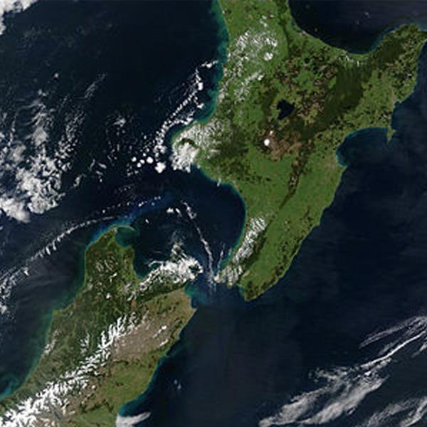 землетрясение, Новая Зеландия, бурение, разлом, ученые, В Новой Зеландии создают систему предсказания землетрясений