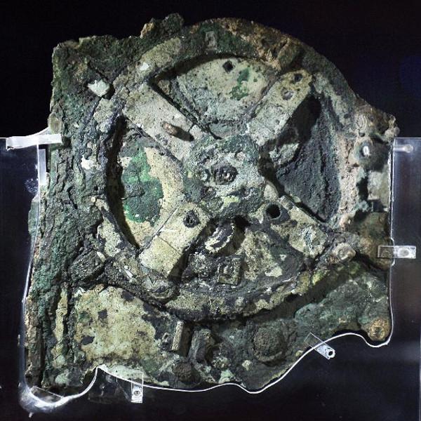 компьютер,археология, Компьютер Архимеда оказался старше, чем считали ученые