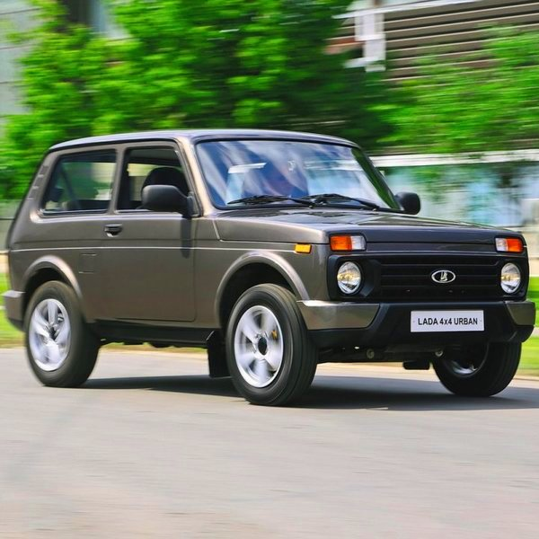 Великобритания, LADA, ВАЗ, Нива, автомобиль, авто, автомобили, «Нива» вытесняет «Land Rover»?