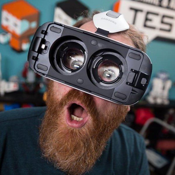Samsung, Samsung Gear VR, Oculus VR, Oculus, Oculus Rift, Обзор очков виртуальной реальности Samsung Gear VR Innovator Edition