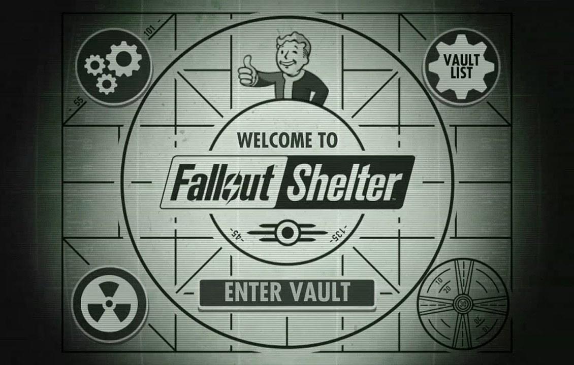 Обзор мобильной игры Fallout Shelter