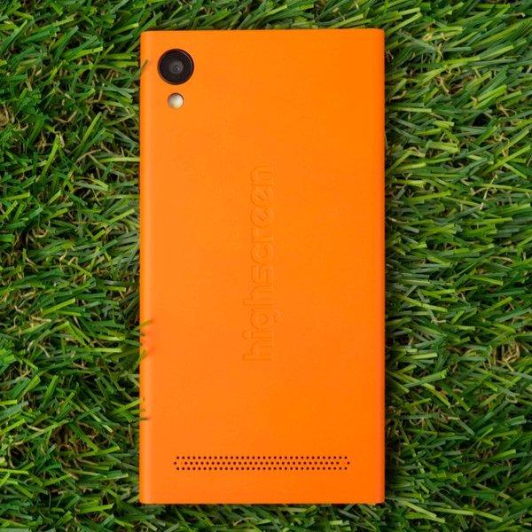 Highscreen,Android,смартфон, Highscreen Pure F: яркий смартфон для небогатых оптимистов
