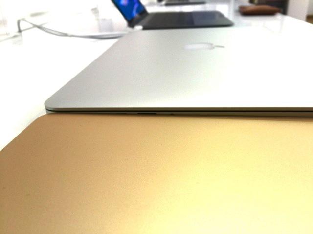 «Не все то золото, что блестит»: почему я не купил MacBook 12