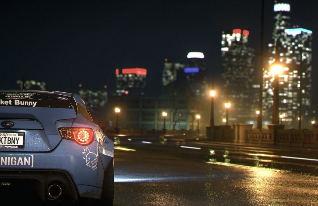 Need for Speed 2015: раскрыты новые подробности геймплея игры