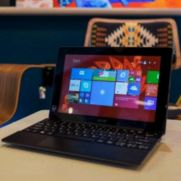 Acer, Microsoft, Windows, планшет, Планшет-трансформер Acer Aspire Switch 10 E