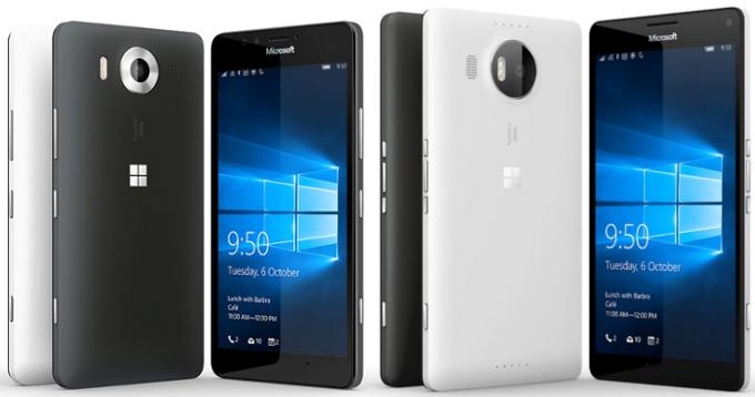 Lumia 950 и Lumia 950 XL