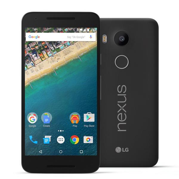 Google,LG,Nexus,Android,смартфон, Nexus 5X: не совсем тот смартфон, который все ждали
