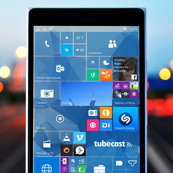 Microsoft, Windows, Windows 10, Lumia, смартфон, планшет, Стала известна дата выпуска Windows 10 Mobile