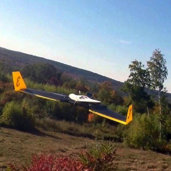 Беспилотник, дрон, самолёт, авиация, идея, концепт, Беспилотник научили уворачиваться от препятствий на скорости 50 км/ч