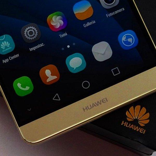 Huawei, Android, смартфон, Смартфон Huawei Mate 8 набрал в AnTuTu 94,250 баллов