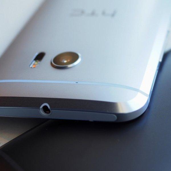 HTC, Android, смартфон, Обзор HTC 10: достоинства и недостатки флагманского смартфона