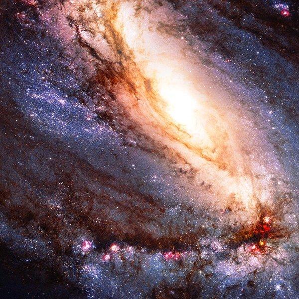 NASA,ESA,космос,планета,исследование,телескоп,астрономия,поп-культура,общество, Преемник «Хаббла» - телескоп  «Джеймс Уэбб»: самая большая в мире космическая обсерватория?