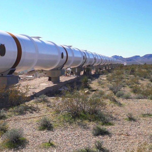 Hyperloop,транспорт, Hyperloop One начинает испытания вакуумного поезда