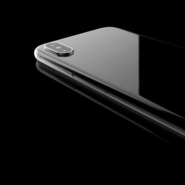 Apple, iPhone, концепт, дизайн, смартфон, Сливной бачок: в сети появились новые эскизы iPhone 8
