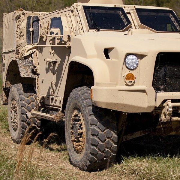 война,автомобиль,рецензия, Приемник «Хаммера»: тест-драйв бронированного вездехода Oshkosh L-ATV
