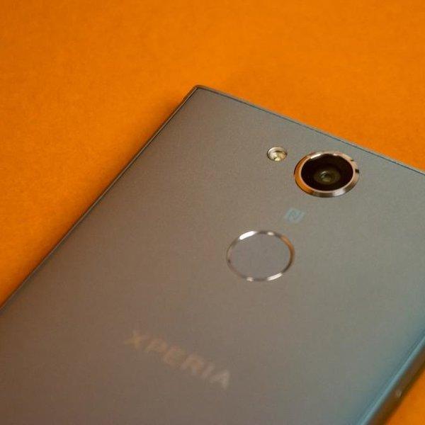 Sony, Обзор смартфона Xperia XA2 Plus от Sony