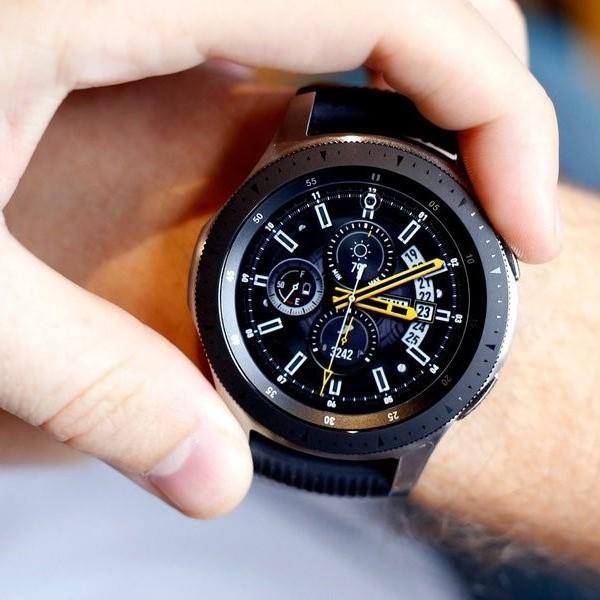 часы, Galaxy Watch. Обзор смарт-часов Samsung
