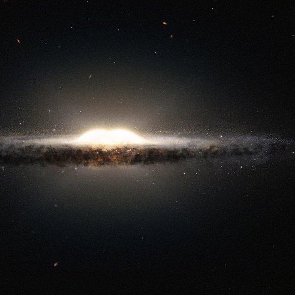 космос, Доказано распространение инопланетян по всему Млечному Пути